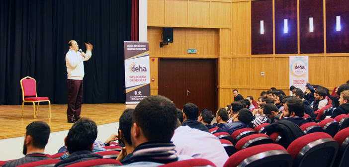 """Değer Halkaları – Erkan TAN  """"Medya ve Biz"""" semineri – Lider Eğitim"""