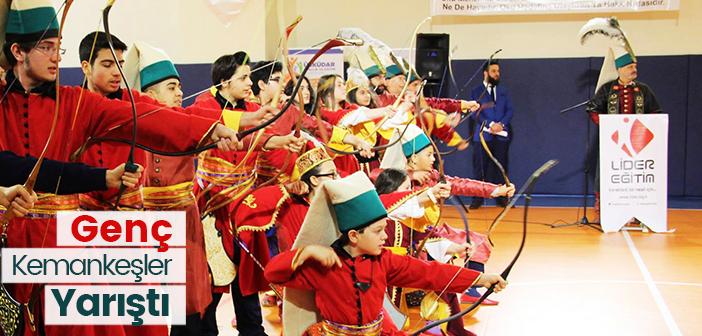 Genç kemankeşler yarıştı – Lider Eğitim Okçuluk Kulübü