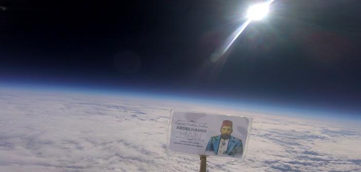 Uzay Balonu #6 (Sultan Abdulhamid Han)