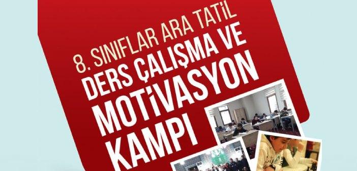 Ara Tatil Ders Çalışma ve Motivasyon Kampımız Başlıyor