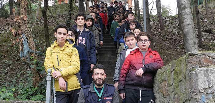 7. Geleneksel Ara Tatil İzmit Kampı Gerçekleştirildi