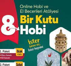 Online Hobi Ve El Becerileri Atölyesi