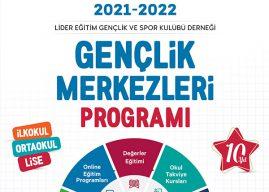 2021 – 2022 Gençlik Gelişim Merkezi Kayıt Kayıtları Başladı!